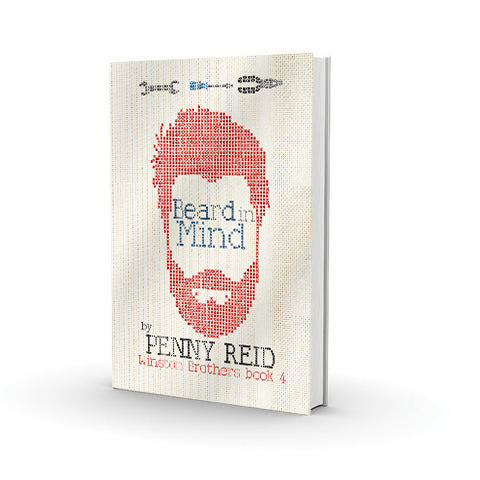 BOOK WB 4.0: Beard in Mind - Signed