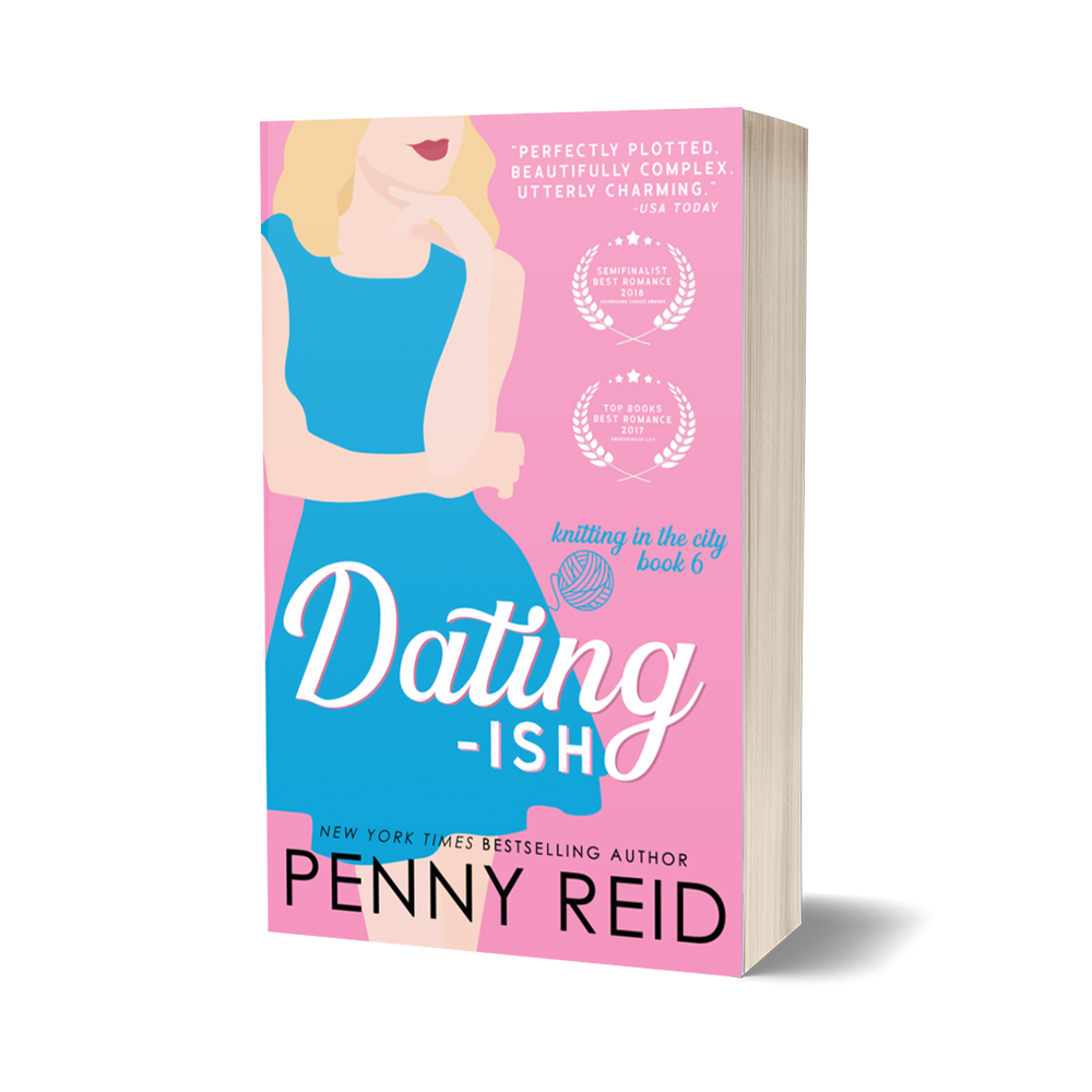 Book KitC 6.0: Dating-ish - Signed