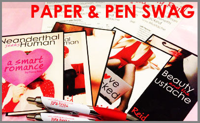 SWAG PACK KitC: Paper and Pen