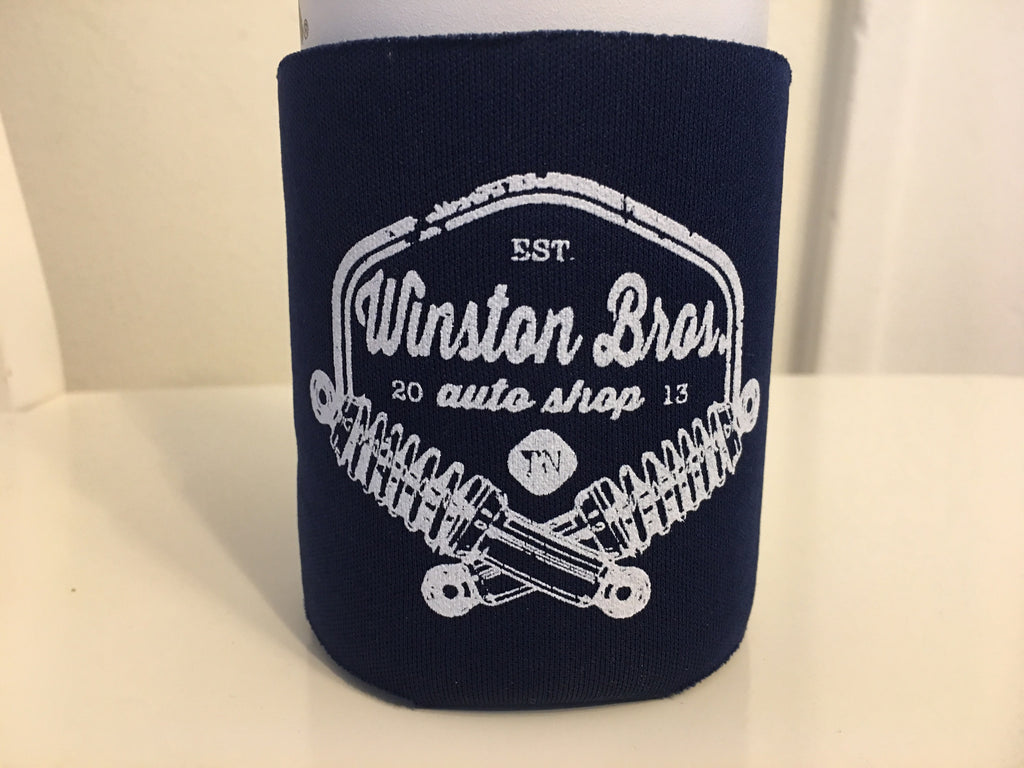 COOZIE WB: Winston Bros. Auto Shop