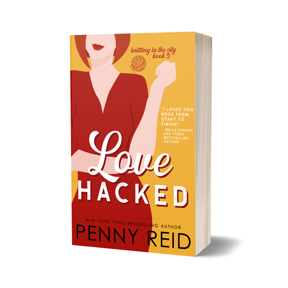 BOOK KitC 3.0: Love Hacked - Signed