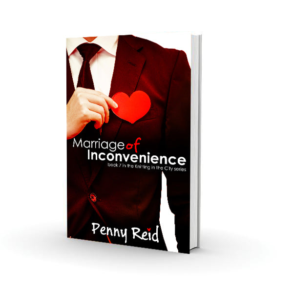 Book KitC 7.0: Marriage of Inconvenience - Signed