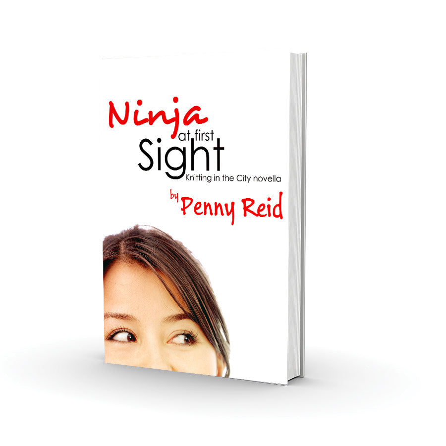 BOOK KitC 4.75: Ninja At First Sight - Signed
