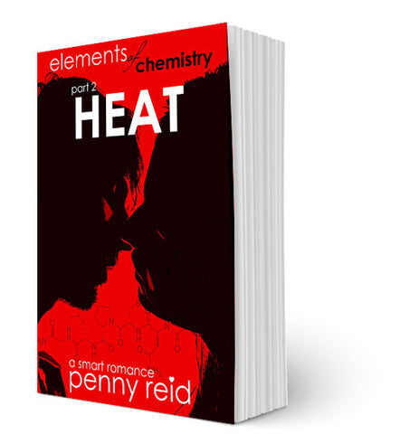BOOK Hypothesis series 1: Elements of Chemistry, part 2 HEAT