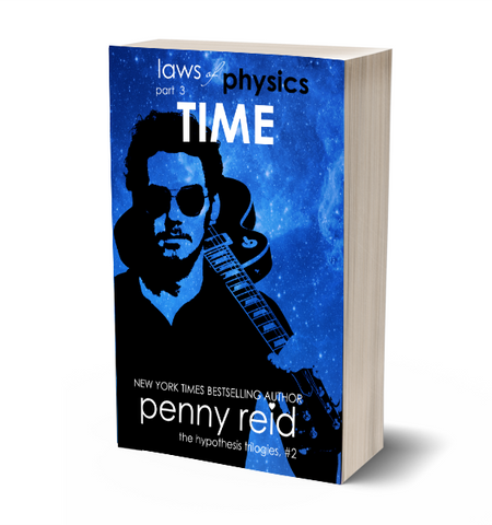 BOOK Hypothesis series 2: Laws of Physics, part 3 TIME