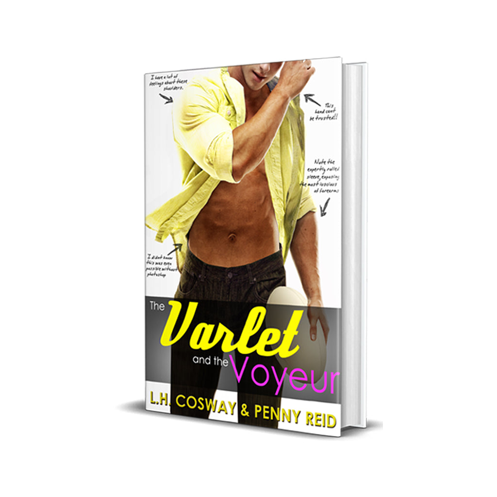 BOOK Rugby League series 4: The Varlet and the Voyeur