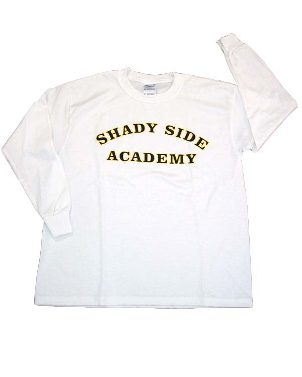 Shady Side L/S Crew T-Shirt