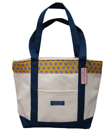 Vineyard Vines Canvas SSA Tote