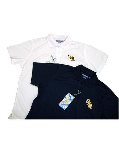 Ladies SSA Performance Polo