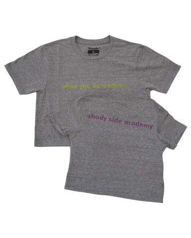 What You Do Matters Crew T-Shirt