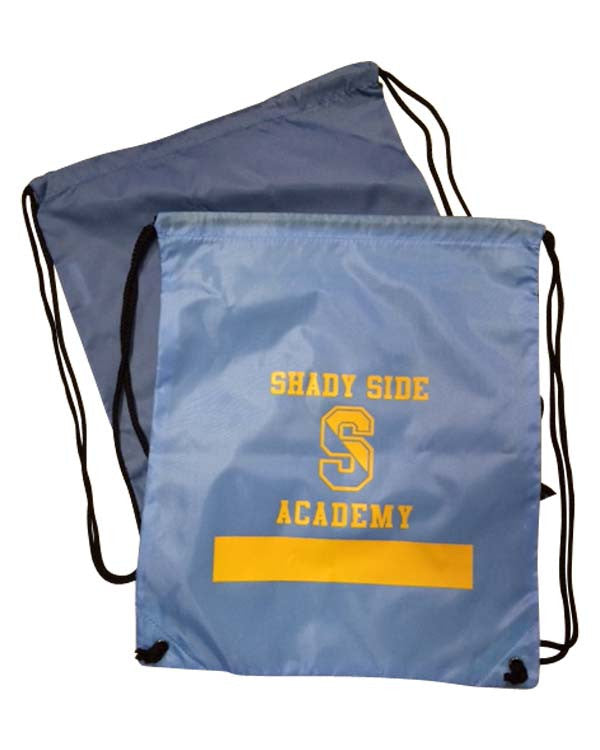 JS PE Drawstring Bag