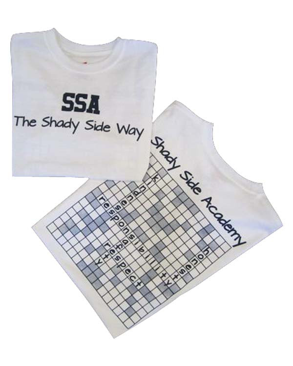 Shady Side Way Crew T-Shirt