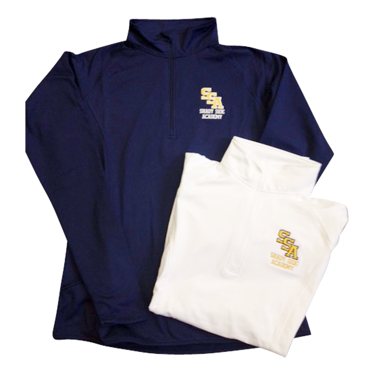SSA Ladies Performance 1/4 Zip Pullover