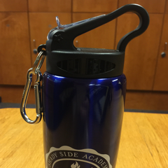 SSA Seal Water Bottle