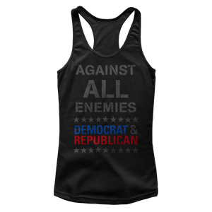 Against All Enemies v.2 (Ladies Tank)