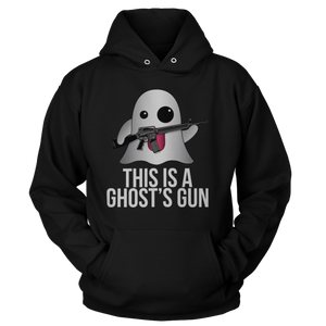 This is a Ghost's Gun (Hoodie)