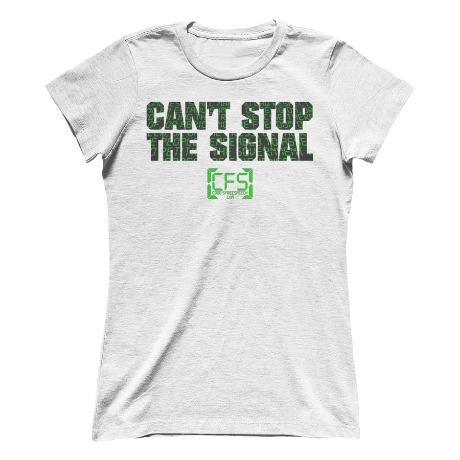 Can't Stop the Signal (Ladies)