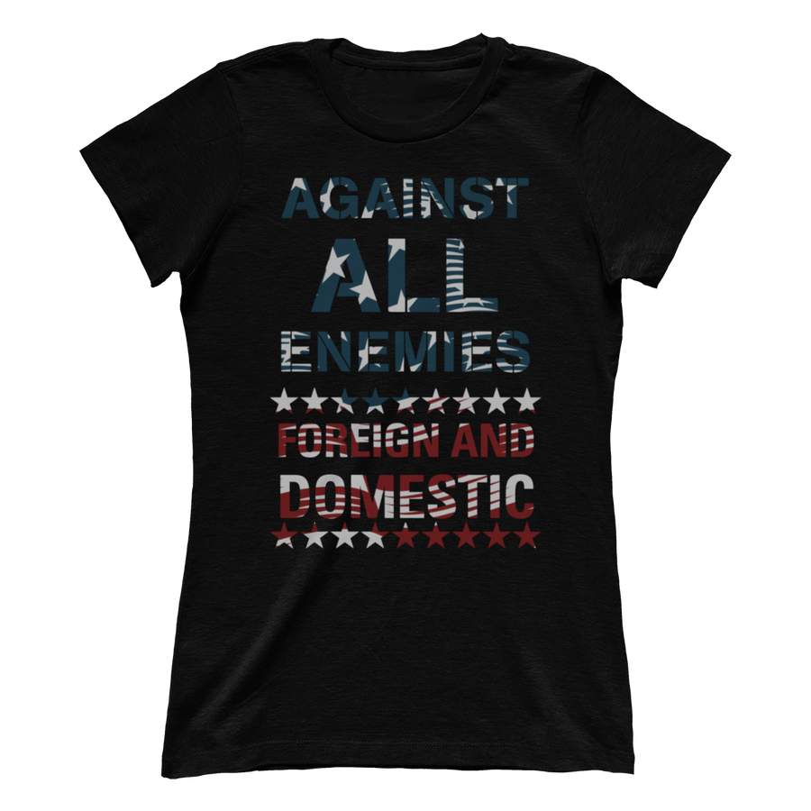 Against All Enemies v.3