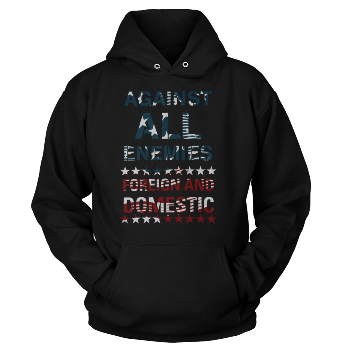Against All Enemies v.3 (Hoodie)