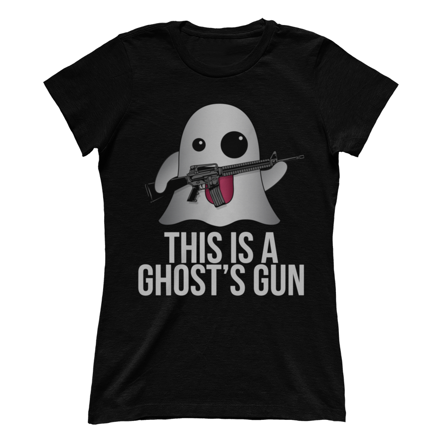 This is a Ghost's Gun (Ladies)