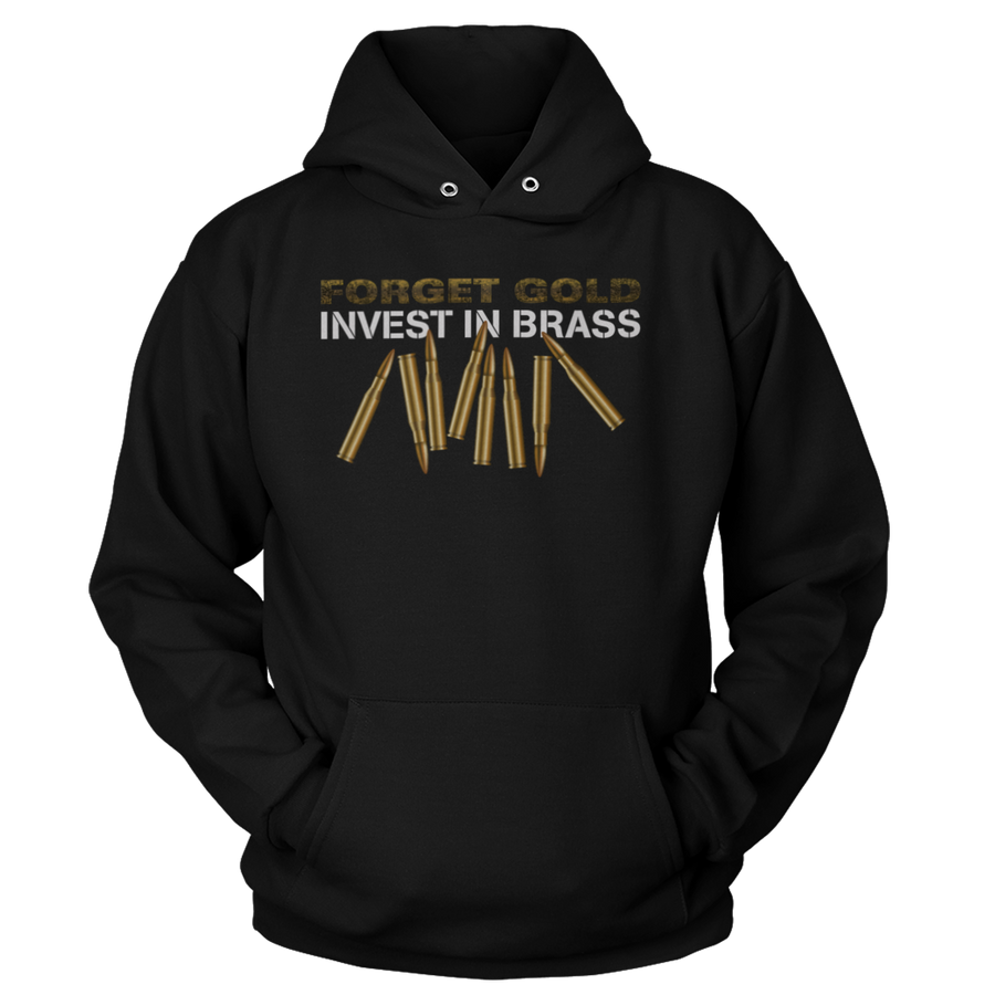 Invest in Brass (Hoodie)