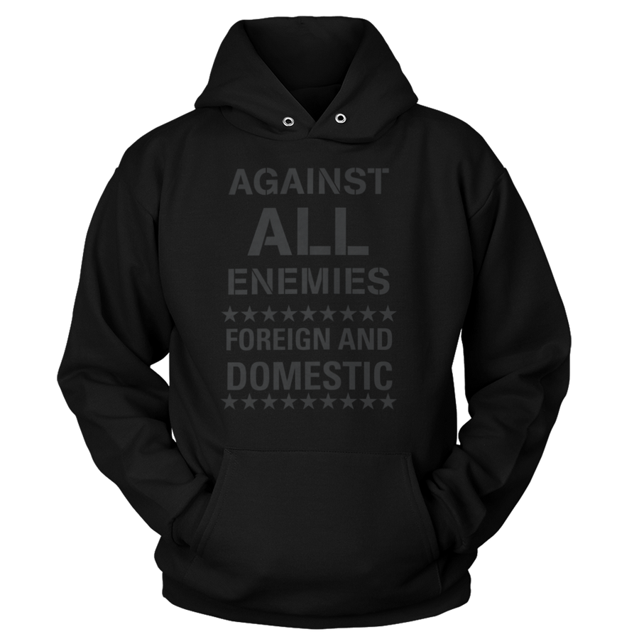 Against All Enemies (Hoodie)