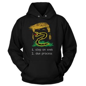 Step on Snek - Due Process (Hoodie)