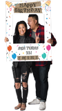 Birthday Custom Photo Prop Large / FAST , CrowdSigns - 4