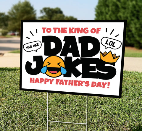 Father's Day (King of Dad Jokes)