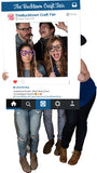 Instagram (Throwback) Custom Photo Prop Large / FAST , CrowdSigns - 4