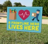 A Hero Lives Here (Frontline)