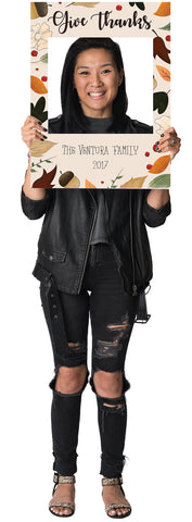 Thanksgiving Custom Photo Prop  , CrowdSigns - 1