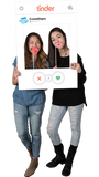 Tinder Custom Photo Prop Medium / FAST , CrowdSigns - 3