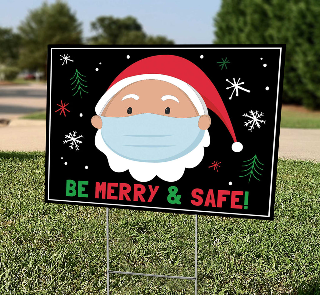 Be Merry & Safe