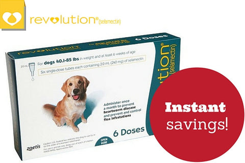 Revolution® for Dogs