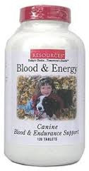 Kemin Blood & Energy for Dogs, 120ct.
