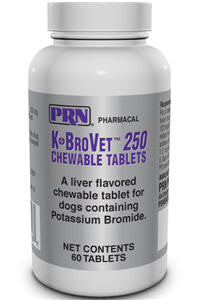 K+BroVet Chew Tabs for Dogs