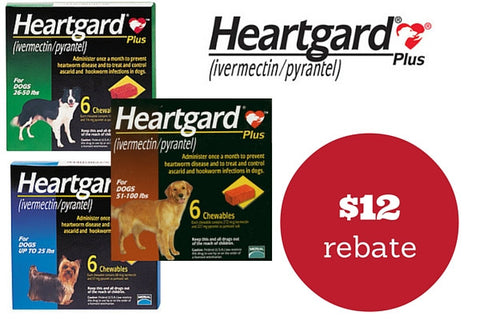 Heartgard® Plus for Dogs