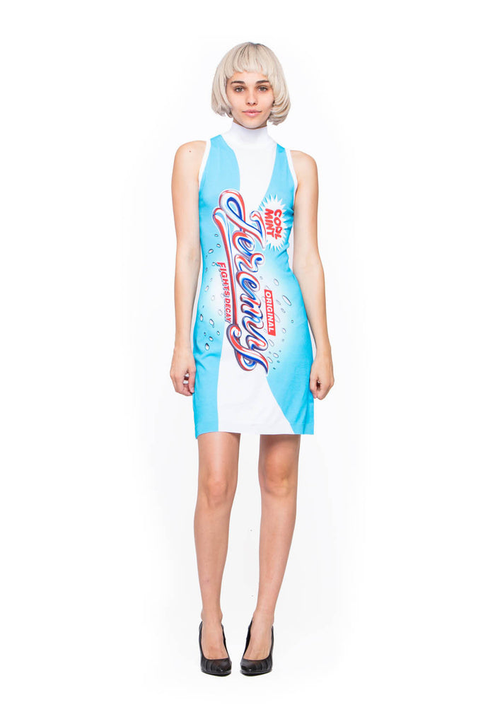 Toothpaste Dress