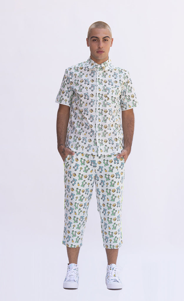Roller Bear Pajama Pants