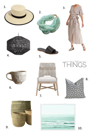 All the things: Summertime