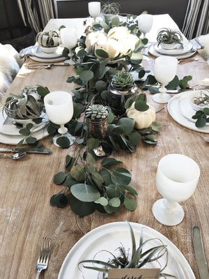 Thanksgiving table inspiration No.2
