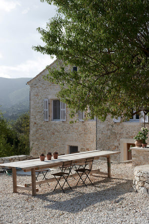 Villa Kalos greek island of ithaca summer retreat greige