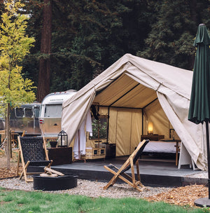 Design Traveler: AutoCamp Russian River