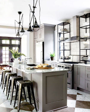 Sourcing: Grey in the Kitchen No. 10