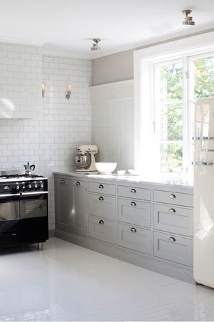 Sourcing: Grey in the Kitchen No. 9