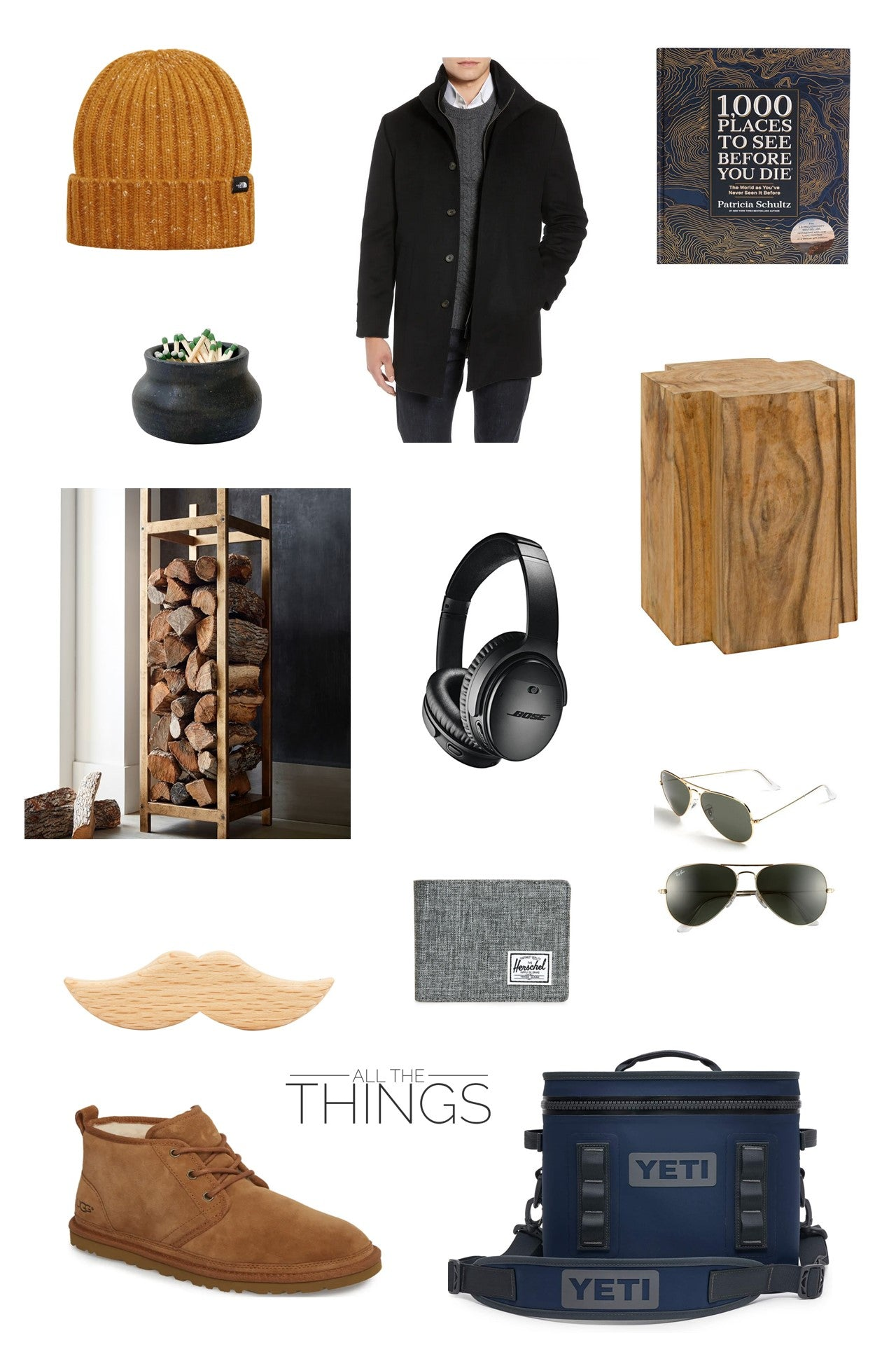 mens gift guide all the things greige design shop holiday 2020