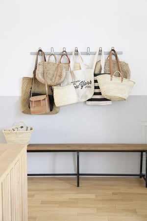 The perfect woven bag