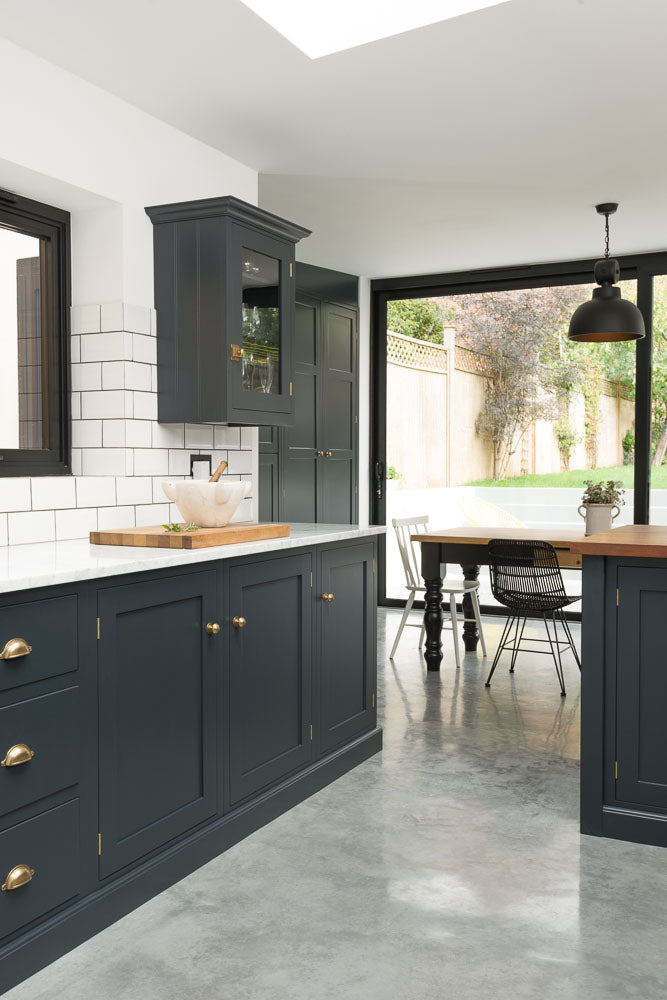 Beauty In A London Kitchen Greige Design