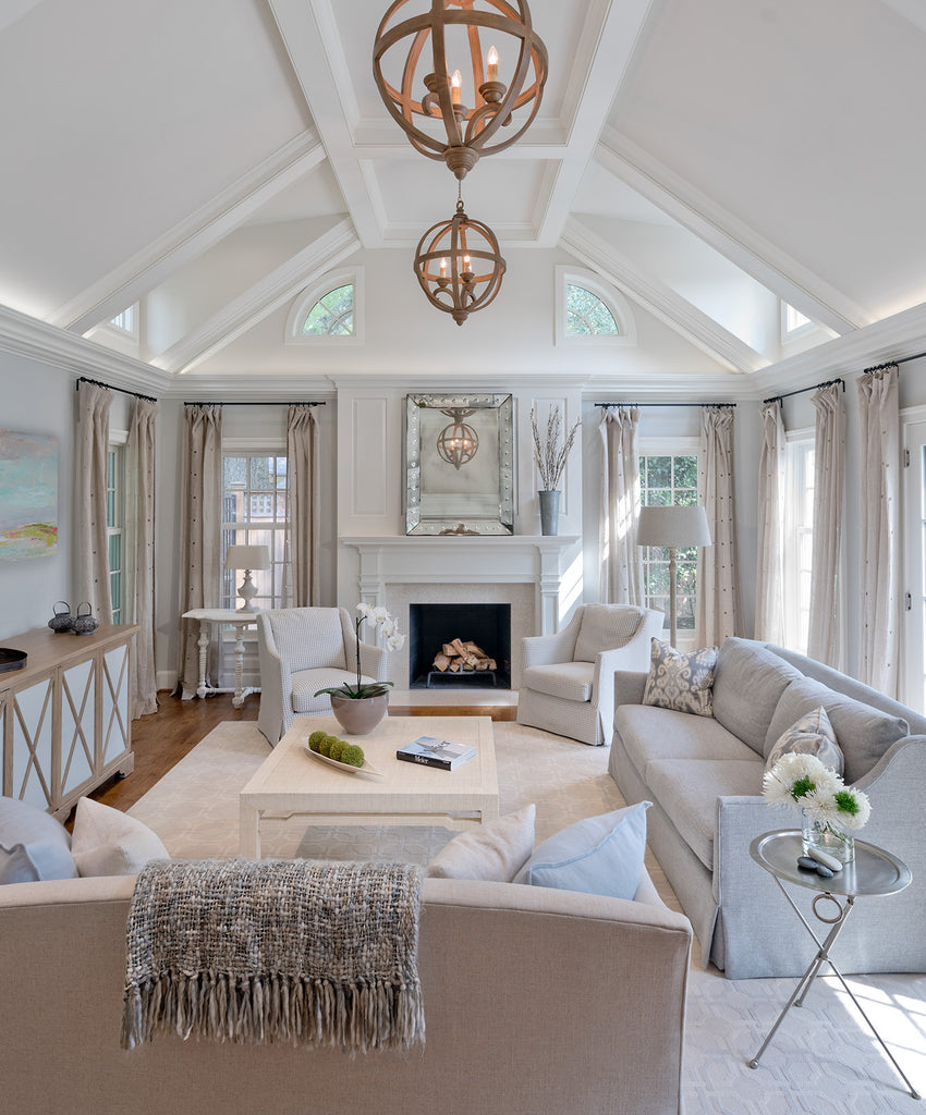 Calm and cool in chevy chase greige design for Cool interior design blogs